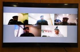 قائد عام شرطة رأس الخيمة يؤكد تجاوب المجتمع مع برنامج التعقيم الوطني