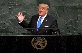 خطاب مرتقب لترامب في الجمعية العامة للأمم المتحدة