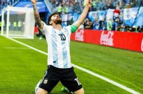 10 أساطير في شخص واحد.. الأرجنتين تحتفي بعودة ميسي