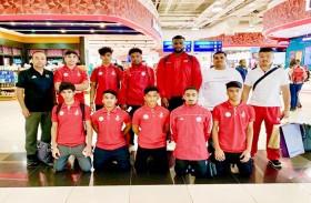 منتخب الأمل للجودو يشارك في بطولة غرب آسيا بالأردن