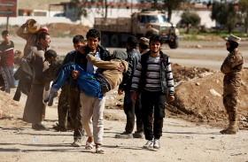 روسيا والصين تقترحان وبريطانيا ترفض التحقيق في كيميائي الموصل