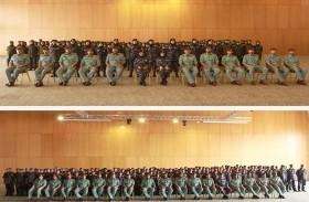 شرطة الفجيرة تستقبل طلبة أجيال الشرطة 2019