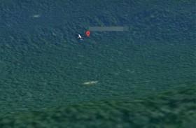 خبير غوغل إيرث يكتشف موقع الطائرة الماليزية