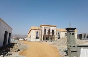 مشاريع تنموية ترسم ملامح مستقبلية في دبا الفجيرة
