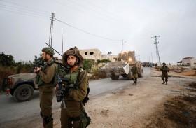 قوات إسرائيلية تهدم منزل أسير فلسطيني قرب رام الله