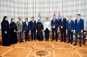 رئيسة وزراء صربيا تؤكد عمق علاقات التعاون والشراكة بين بلادها والإمارات
