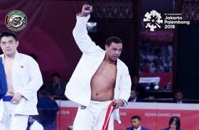 بطلنا فيصل الكتبي يتطلع للذهب في بطولة الجائزة الكبرى للجوجيتسو بكازاخستان