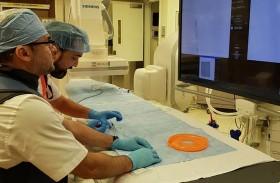«كليفلاند كلينك أبوظبي» يستخدم النماذج ثلاثية الأبعاد في جراحة الدماغ