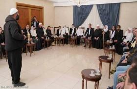 الأسد للدروز: لو التحقتم بالجيش ما وقعت المأساة