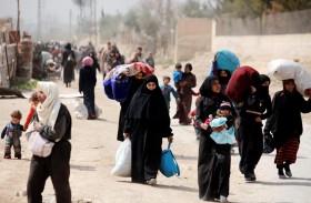 عائلات فرنسية تندد ببقاء أطفال للدواعش في سوريا