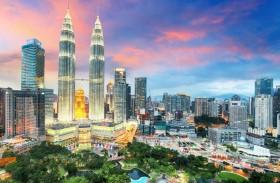 نمو الناتج المحلي الماليزي بوتيرة سريعة