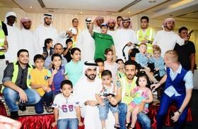 شكرا امارات الخير... فعالية أطلقها أصحاب الهمم واستضافها فندق سيتي سيزنز