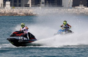 سباق دبي الدولي يدشن موسم الدراجات المائية اليوم