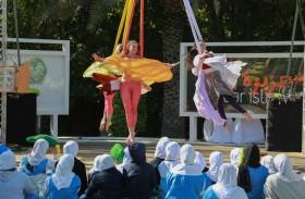 «مهرجان فرنج الشارقة».. باقة من الفعاليات العائلية تستمر حتى 1 فبراير 2020