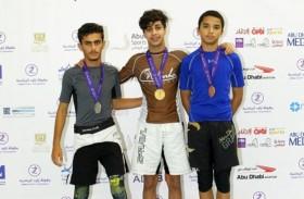 27 ميدالية لجوجيتسو الإمارات في بطولة زايد  الرمضانية الثالثة والعشرين