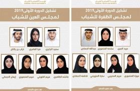 مجلس أبوظبي للشباب يطلق مجلسي العين والظفرة للشباب