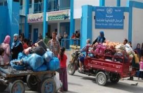 «الأونروا» تبحث ضبط نفقات وخدمات اللاجئين