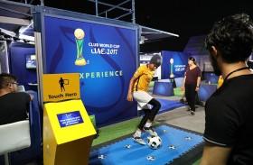 أنشطة وفعاليات مميزة في المول إحتفالاً بكأس العالم للأندية الإمارات 2017