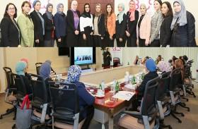 مجلس سيدات أعمال الشارقة يمنح عضوية خاصة لوفد من رائدات الأعمال المصريات