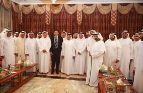 عبيد الزعابي : السوق الاماراتي الأسرع نموا والأكثر أمنا
