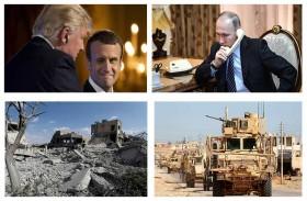 أسباب الكرملين الستة للدفاع عن النظام السوري...!
