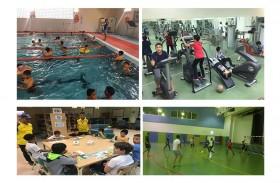 الطلاب : مدرسة تقدم برامج متكاملة رياضية وثقافية وعلمية ترفع المهارات الذاتية