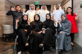 بنك الإمارات دبي الوطني يطلق مبادرات الخدمة المصرفية الذاتية لأصحاب الهمم