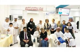 مبادرة مجتمعية لمكافحة السمنة في نيوكاسل الطبي بمدينة شخبوط