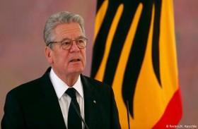 الرئيس الألماني السابق يدعو للدفاع عن الديمقراطية