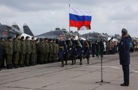 الجيش الروسي يقحم نفسه في السياسة الخارجية
