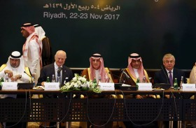 قوى المعارضة السورية تبدأ اجتماعها في الرياض