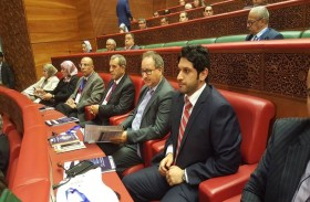 غرفة عجمان تشارك في فعاليات ملتقى القانون والاقتصاد الرقمي في المغرب