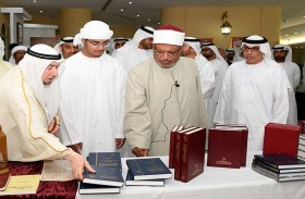 زايد بن محمد بن خليفة  يفتتح المهرجان الرمضاني 13 لنادي تراث الإمارات