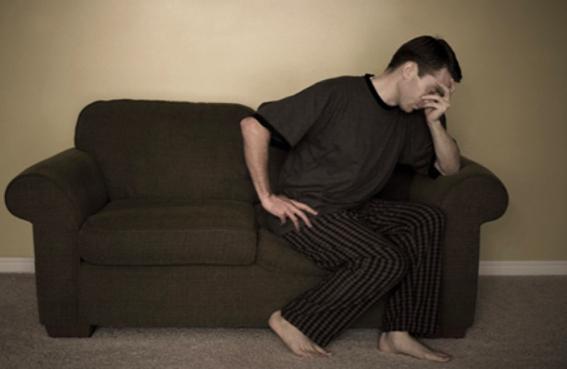 هل الرجال أكثر عرضة للاكتئاب؟