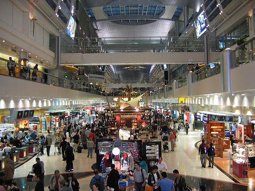 5 .46 بالمائة نسبة إجمالي الإيرادات غير الجوية لمطارات العالم