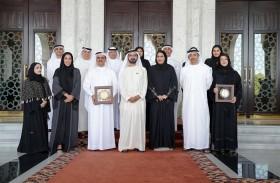 محمد بن راشد: الإمارات تستثمر في قدرات الإنسان وتعتبر أن المرأة والرجل شريكان أساسيان في تحقيق التنمية