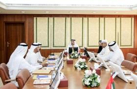 اللجنة الدائمة للتنمية الاقتصادية بعجمان تعقد جلستها الختامية للعام 2017