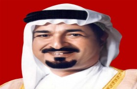 حاكم عجمان يهنئ ملك المغرب بعيد استقلال بلاده