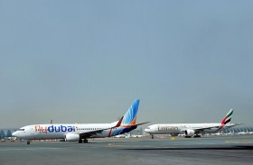 طيران الإمارات وفلاي دبي تتعاونان لتوفير خيارات السفر للعملاء