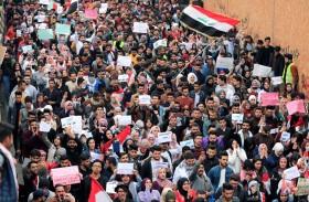 أمريكا تندد بالهجمات المستمرة على المتظاهرين في العراق