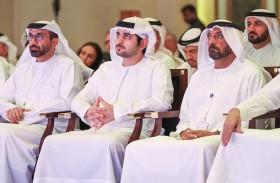 مكتوم بن محمد يشهد انطلاق قمة بنك الإمارات دبي الوطني للريادة