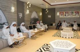 منصة ذاكرة الوطن تخصص «المجلس» للترحيب بالضيوف