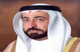 حاكم الشارقة يهنئ ملك البحرين بالعيد الوطني المجيد