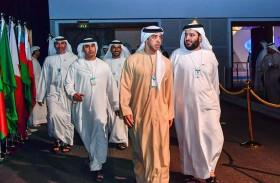 برعاية وحضور منصور بن زايد.. مركز الشباب العربي يطلق مبادرة رواد الشباب العربي