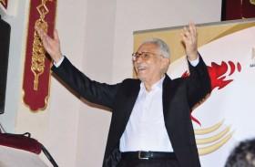 عبدالرحمن أبوزهرة: (الفارس والأميرة) اثبت ان لدينا سينما لأفلام الكرتون مثل (ديزني)