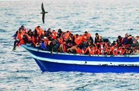 المتوسط يبتلع عشرات المهاجرين الجدد شمال قبرص