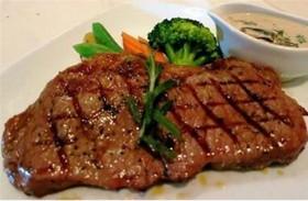 شريحة لحم لذيذة من مكونات نباتية