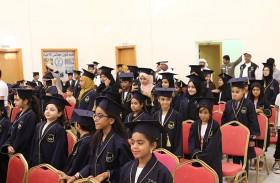 تخريج 78 طالبا وطالبة من قافلة نون التعليمية بالدفعة الرابعة والخامسة