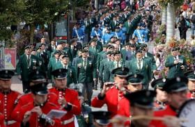 إحياء ذكرى التدخل البريطاني في إيرلندا الشمالية