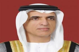 حاكم رأس الخيمة يهنئ ملك البحرين بالعيد الوطني المجيد